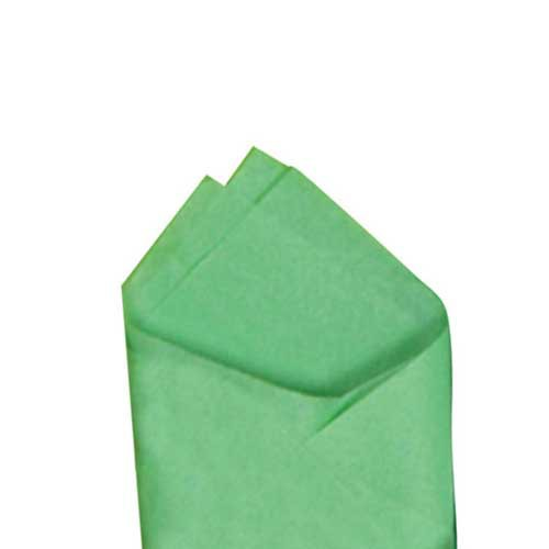 20 x 30 APPLE GREEN TISSUE PAPER