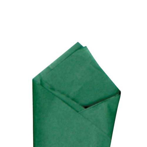 20 x 30 HOLIDAY GREEN TISSUE PAPER