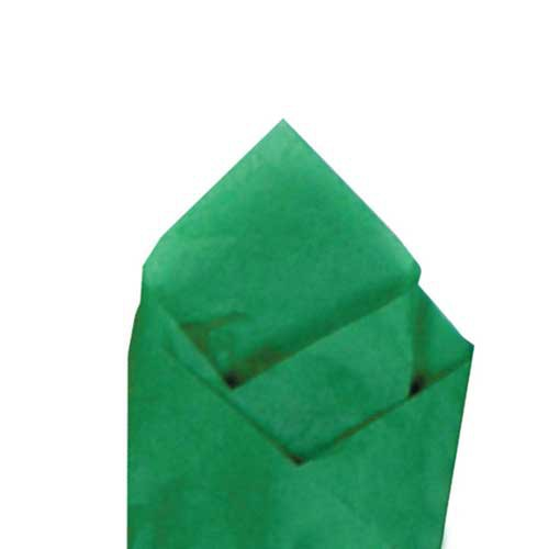 20 x 30 KELLY GREEN TISSUE PAPER