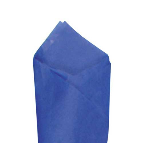 20 x 30 PARADE BLUE TISSUE PAPER
