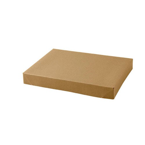 10 x 7 x 1.5 NATURAL KRAFT APPAREL BOXES
