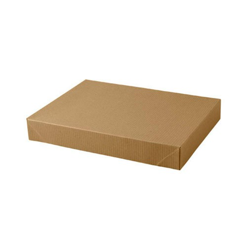 11.5 x 8.5 x 1.6 NATURAL KRAFT APPAREL BOXES