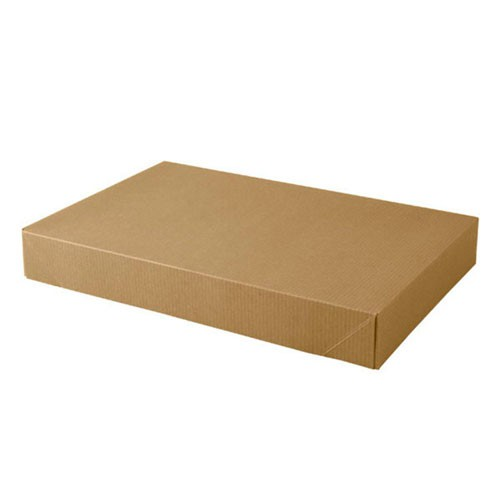 15 x 9.5 x 2 NATURAL KRAFT APPAREL BOXES