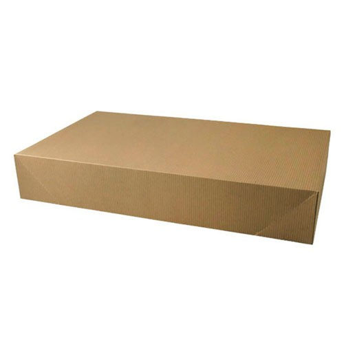 24 x 14 x 4 NATURAL KRAFT APPAREL BOXES