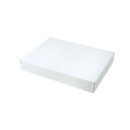 11.5 x 8.5 x 1.6 WHITE GLOSS APPAREL BOXES