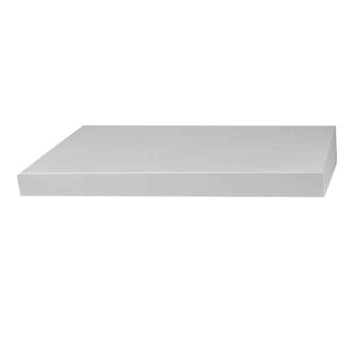 16 x 10 WHITE GLOSS HI-WALL BOX LIDS