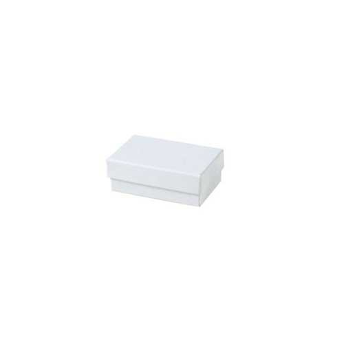 (#11) 1-3/4 x 1-1/8 x 5/8 WHITE GLOSS JEWELRY BOXES