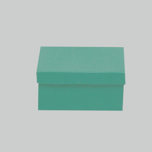 (#33D) 3-1/2 x 3-1/2 x 1-1/2 MATTE JADE JEWELRY BOXES