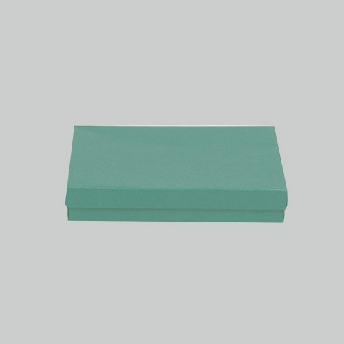 (#65) 6 x 5 x 1 MATTE JADE JEWELRY BOXES