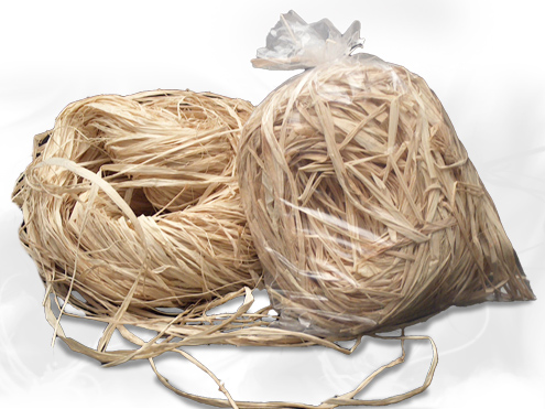 Ribbon - Real Raffia