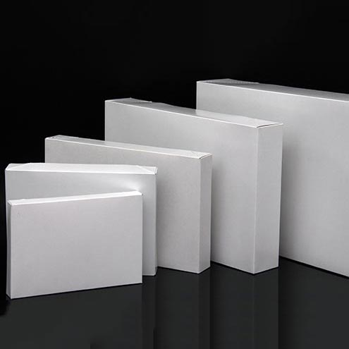Apparel Boxes - White Gloss