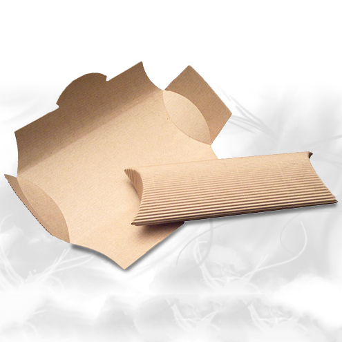 Corrugated Pillow Pack Boxes