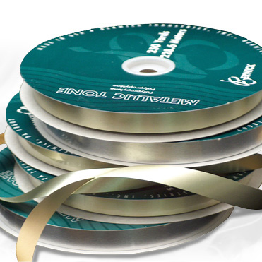 Roll Ribbon - Metallic