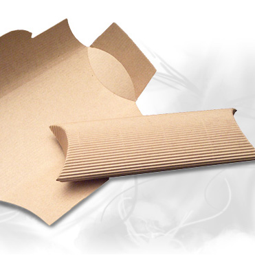 Corrugated Pillow Boxes