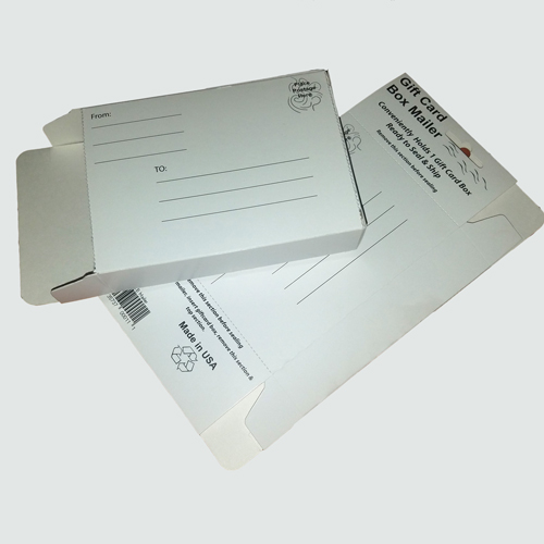 Gift Card Box Mailers
