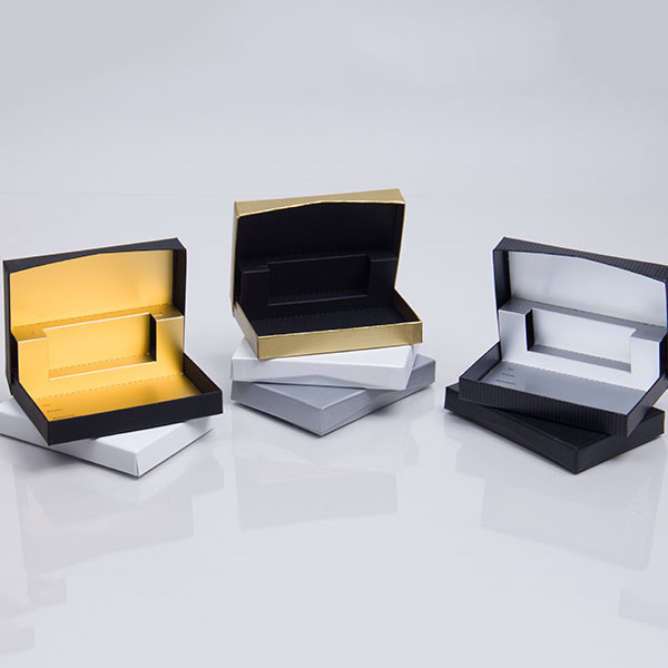 Gift Card Boxes - Special Finishes