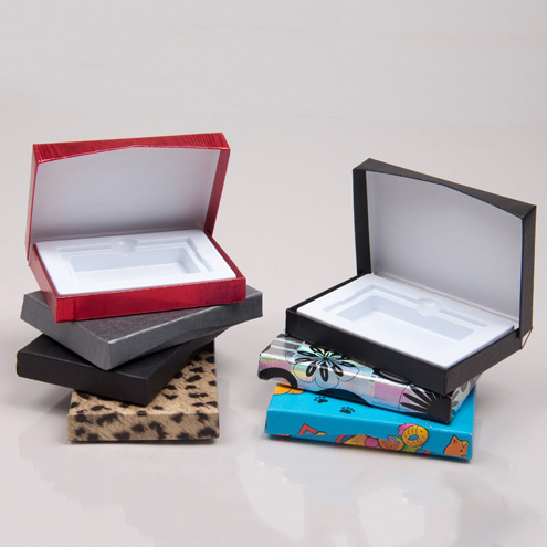 Gift Card Boxes with Platform Inserts - Everyday Designs & Solid Colors