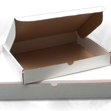 One-Piece Tuck Top Mailing Boxes