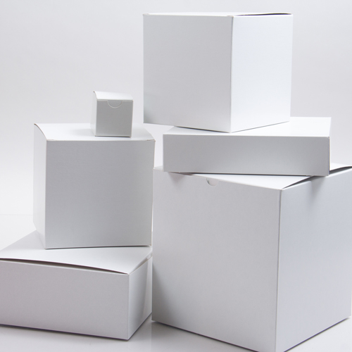 Gift Boxes - White Gloss