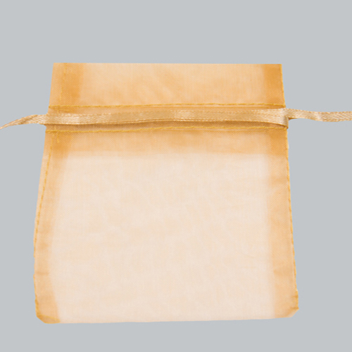 12 x 14 ORGANZA BAG-GOLD