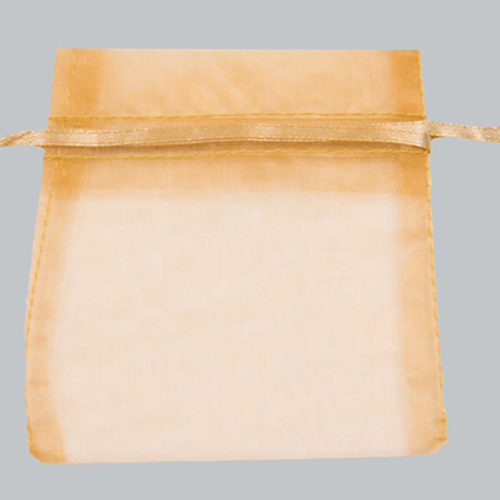 22 x 25 ORGANZA BAG-GOLD