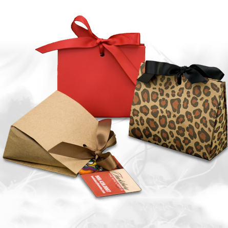 Purse Style Gift Card Holders