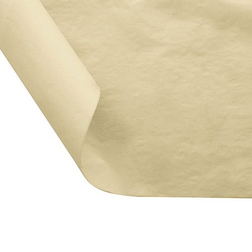 12 x 10.75 FOOD SAFE TISSUE BASKET LINERS 18# DRY WAX - CREAM