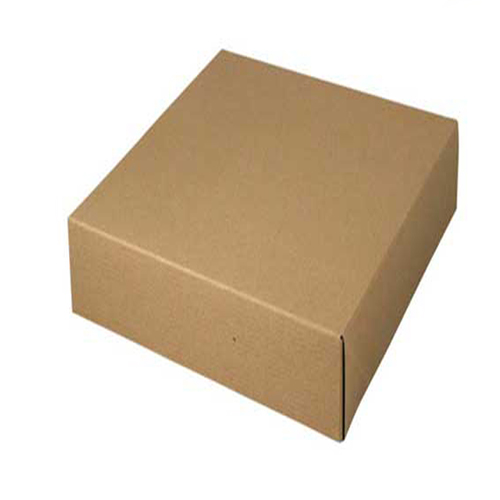 12 x 12 x 5.5 NATURAL KRAFT TWO-PIECE GIFT BOXES