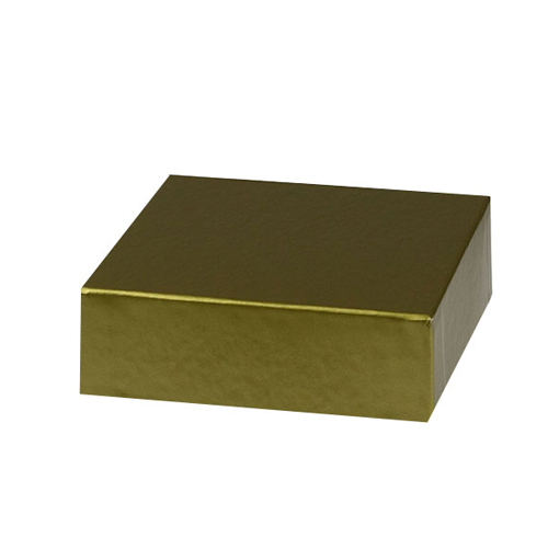 4 x 4 GOLD HI-WALL BOX LIDS