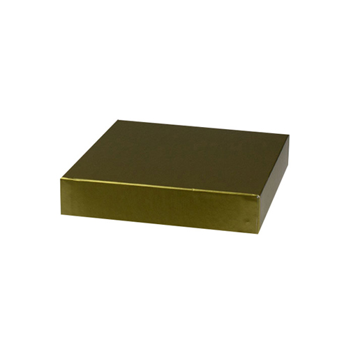 6 x 6 GOLD HI-WALL BOX LIDS