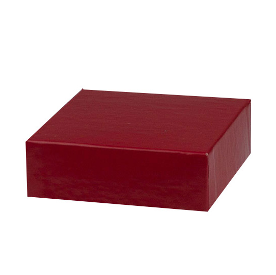 4 x 4 RED GLOSS HI-WALL BOX LIDS