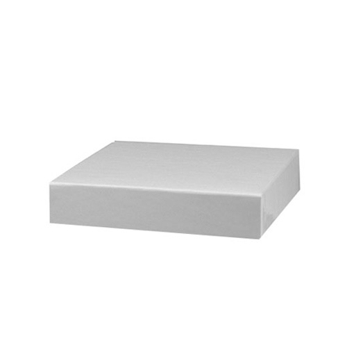 6 x 6 WHITE GLOSS HI-WALL GIFT BOX LIDS