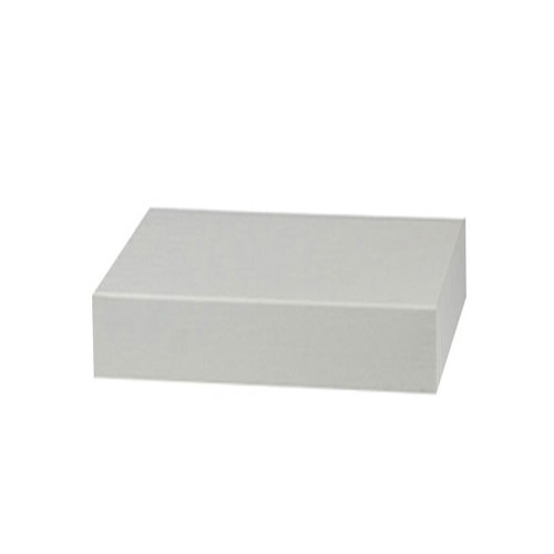 10 x 5 WHITE GLOSS HI-WALL BOX LIDS *BASES SOLD SEPARATELY*