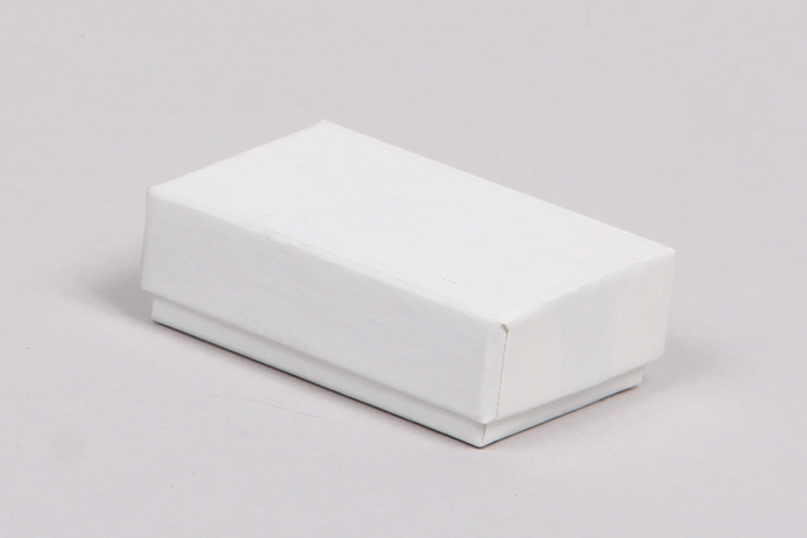 100 Cotton Filled Boxes 2 5//8 x 1 3//4 x 1 Gold size #21