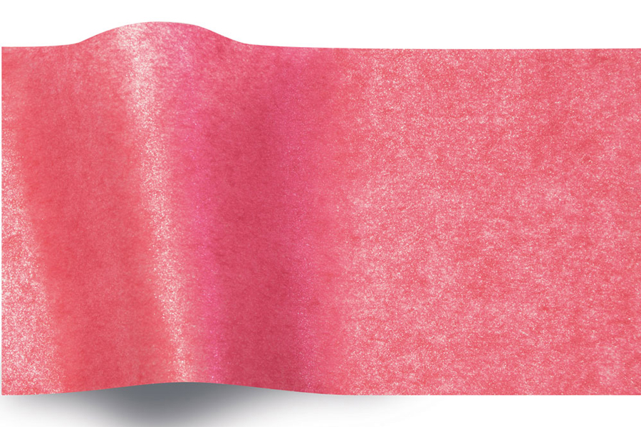 20 x 30 CERISE PEARLESENCE TISSUE PAPER