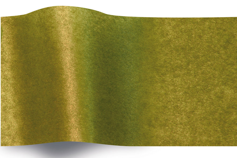 20 x 30 GREEN TEA PEARLESENCE TISSUE PAPER