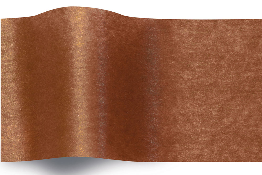 20 x 30 BRONZE TWO-SIDED PEARLESENCE TISSUE PAPER