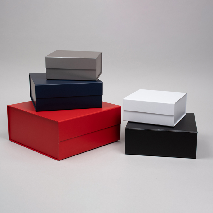 MC - Paper Boxes - Magnetic - Scratch Resistant