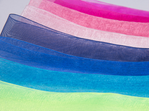 Clearance Item - Sheer Organza Ribbon