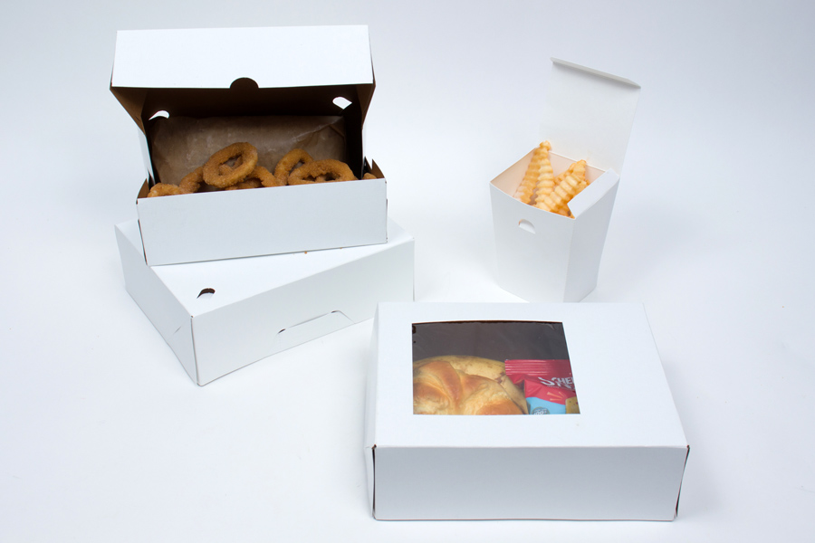 Catering and Takeout Boxes