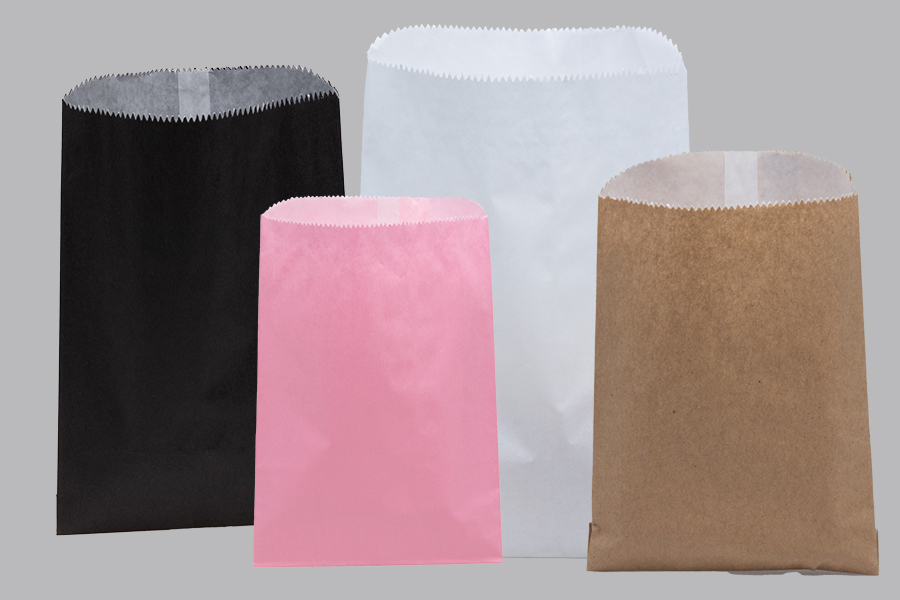 MC - Glassine Gourmet Bags