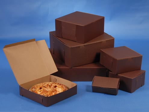 MC - Paper Boxes - Bakery - Chocolate