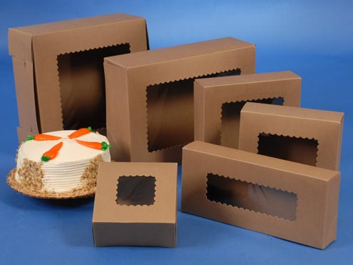 Bulk Cake Boxes Wholesale