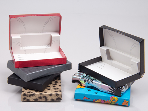 Gift Card Boxes With Paper Pop-Up Insert - Everyday Designs