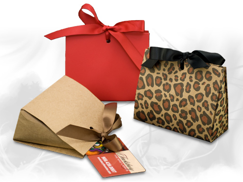 Gift Card - Purse Style Boxes