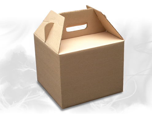 Wholesale Paper Boxes Corrugated Gable Boxes