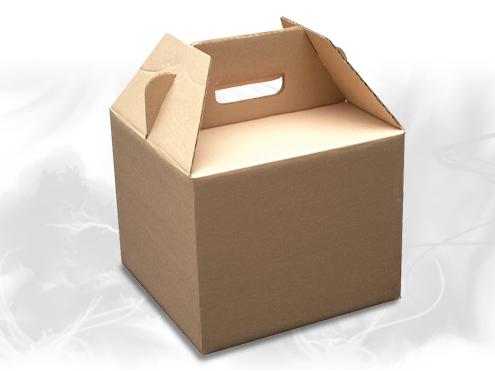 Wholesale Paper Boxes Corrugated Gable Boxes
