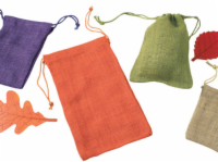 Natural Jute Pouch
