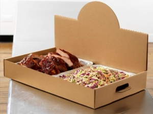 In Stock Take Out Boxes - Food Service Carry Out Boxes