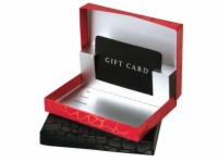 Presentation Pop Up Gift Card Boxes